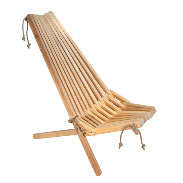 EcoChair Aulne Naturel